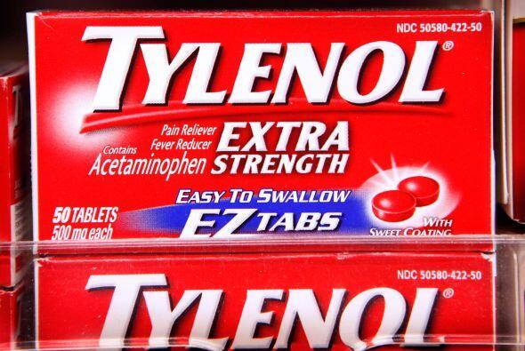 5. Tylenol  ¿Quién ocupa el mismo lugar en el mercado general?- American...