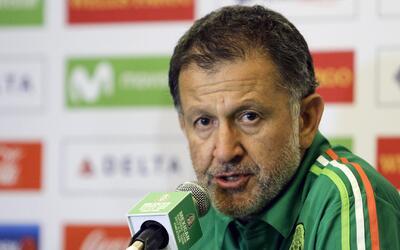 Osorio destacó que el interés de los equipos europeos de jugar contra el...