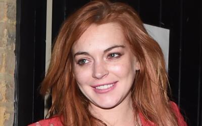 Lindsay Lohan apoya a refugiados de Siria
