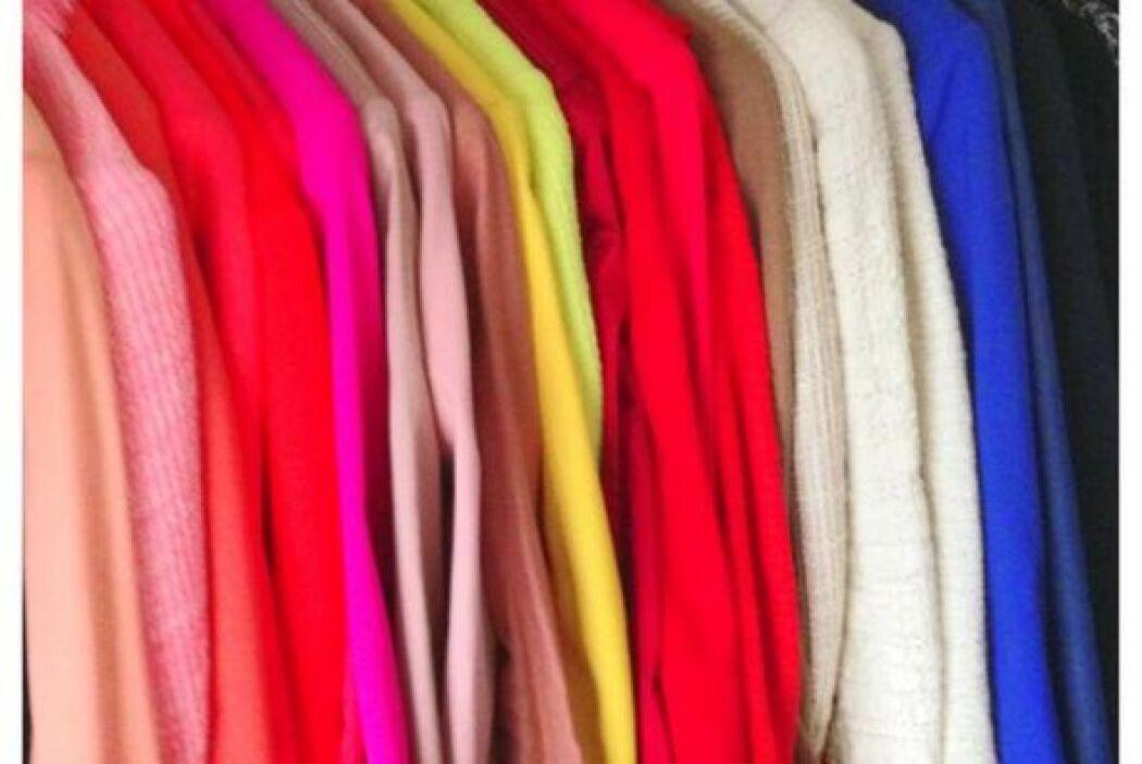 ¿Qué color de saco elegirá Karla para este lunes?