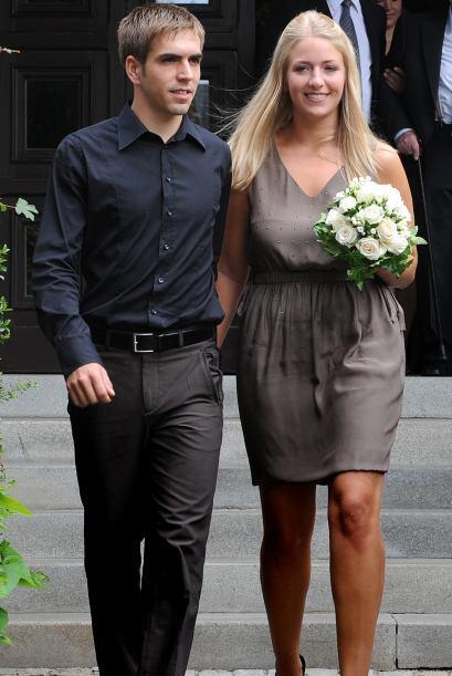 Claudia tiene ya tres años de matrimonio con este seleccionado alemán qu...