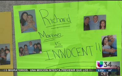 Piden justicia para Richard Martinez