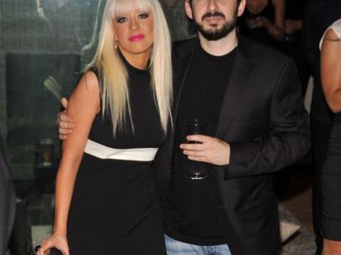 Tras confirmarse ayer que Christina Aguilera y Jordan Bratman vivían sep...