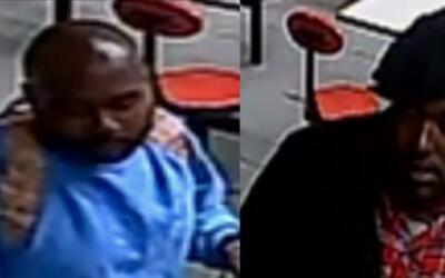 'Nueva York en un Minuto': la policía está tras la pista de dos hombres...