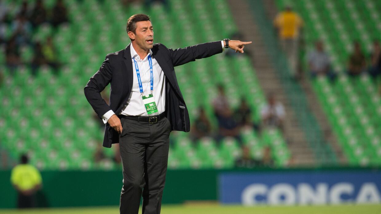 Pedro Caixinha.
