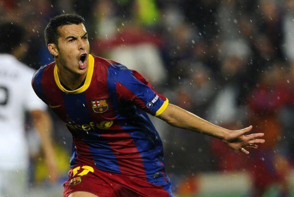 Pedro Rodríguez: Acumula trece goles en el campeonato, lo que es una cif...
