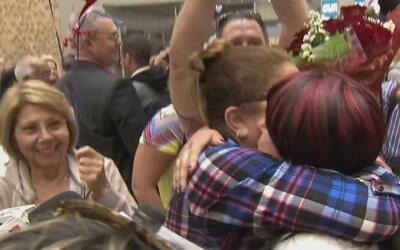 Médicos cubanos que llegaron a Miami denuncian las paupérrimas condicion...