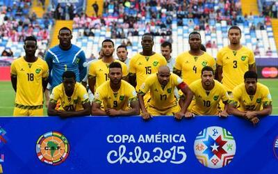 Rostros de Jamaica