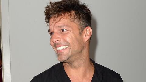 ¿Para cuándo es la boda? Ricky Martin no tiene nada que esconder
