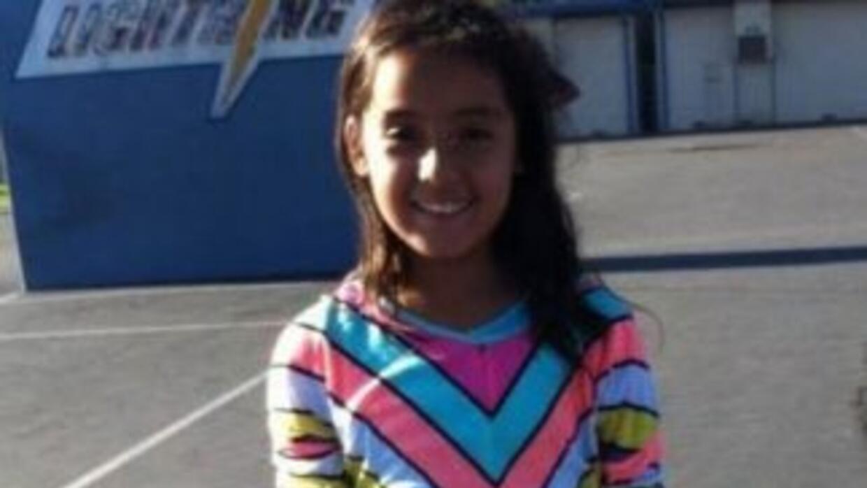 La pequeña murió luego de que sujetos no identificados abrieron fuego fr...