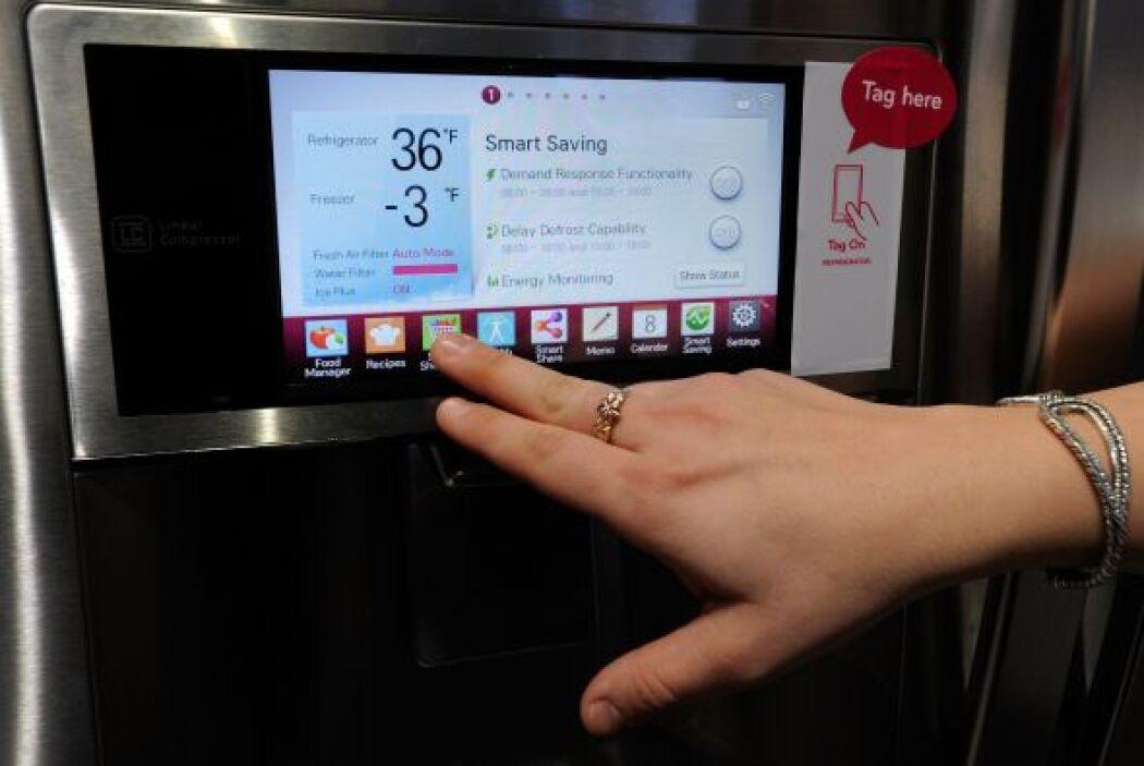 Cuenta con la tecnología THINQ que reconoce, almacena y transmite (a tra...
