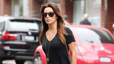 La actriz arremete contra la hermana menor de Kim Kardashian