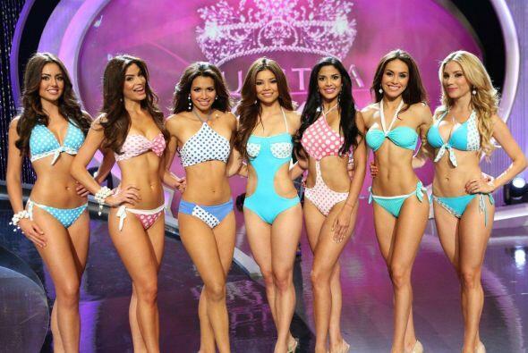 Marina, Audris, Marisela, Viviana, Bárbara Falcón, Bárbara Turbay y Odar...