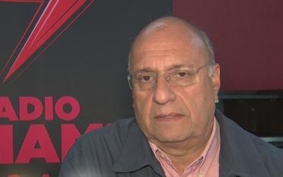 El diputado venezolano William Dávila llegó a Miami y se refirió a la te...