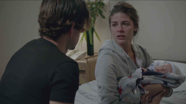 Chava le hace una promesa a Mary Luz