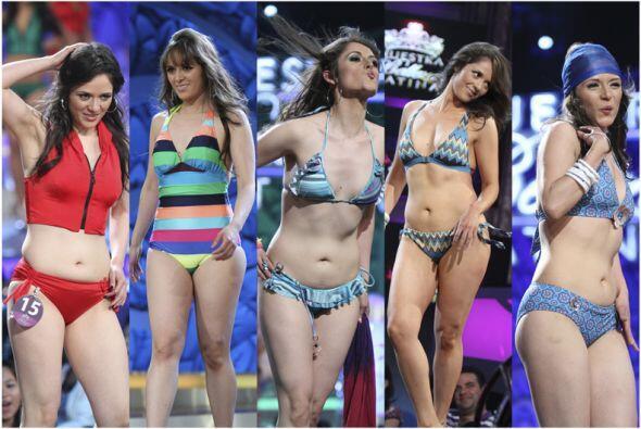 Maribel de Santiago no fue la más linda de 2011. Sin embargo, nos...