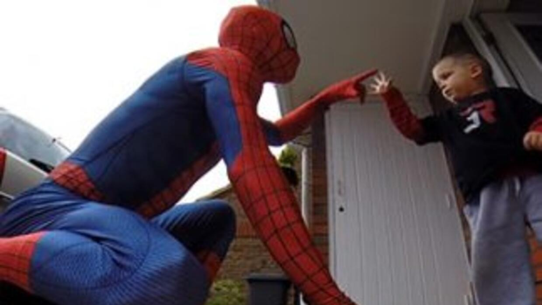 Amazing Spider Dad