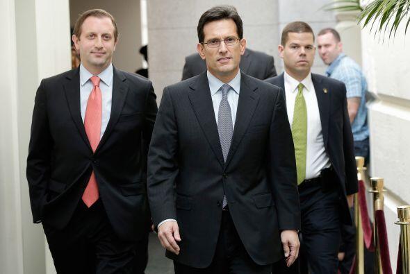 Los funcionarios del Gobierno federal estadounidense regresaron a sus of...