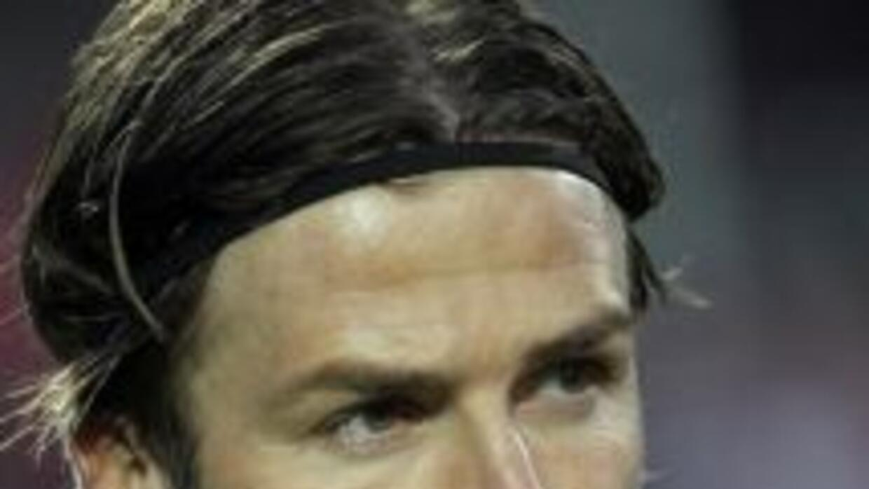 David Beckham sufrió un accidente en Los Ángeles, del cual salió ileso,...