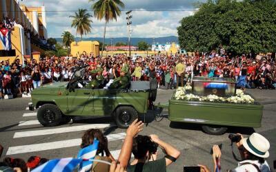 Santiago de Cuba será la morada final de las cenizas del exgobern...