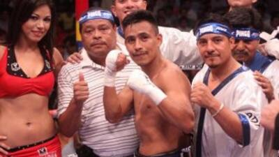 El 'Pingo' va por el título contra Mayol en Filipinas (Foto: Facebook)
