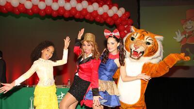 Circolandia llegó a Univision Puerto Rico para divertir tus domingos