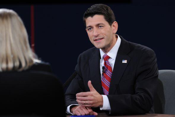 Ryan, autor de un plan presupuestario que incluye abruptos recortes en e...