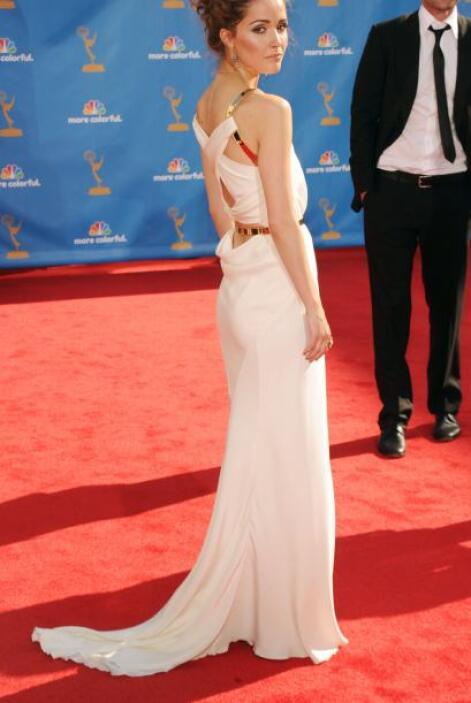 """Con razón Rose Byrne fue una de las princesas en la película """"Troya"""", po..."""
