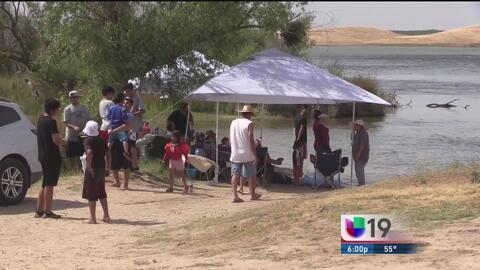 Accidente acuático cobra la vida de un joven en el reservorio de Modesto