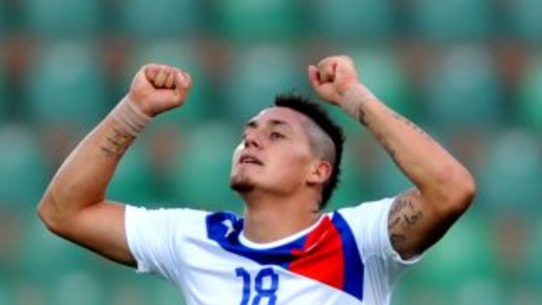 Nicolás Castillo.