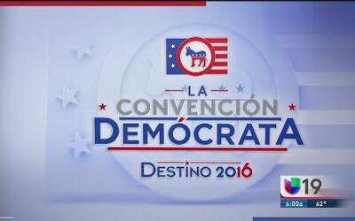 Lo más importante de la Convención Demócrata