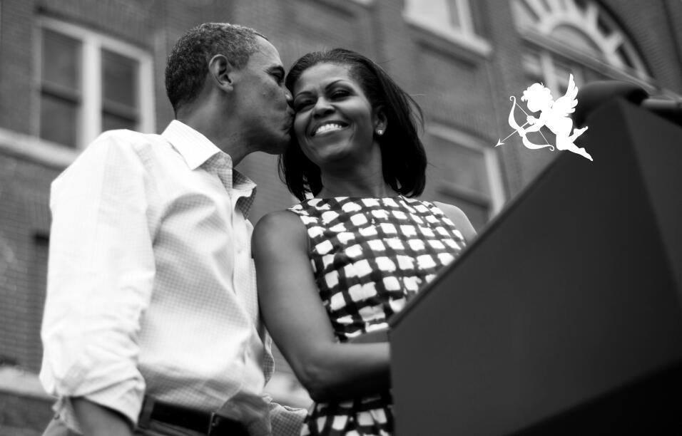 Michelle y Barack Obama: los amantes de la Casa Blanca micheleamor.jpg
