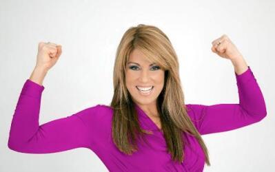 María Marín es la principal líder de motivación para los hispanos, es la...