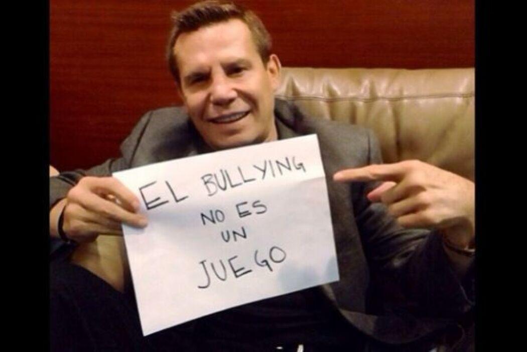 El exboxeador mexicano Julio César Chávez. Foto tomada de Twitter.