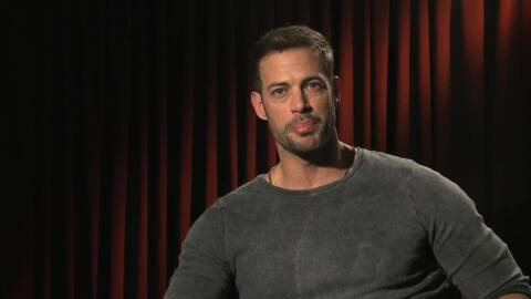William Levy en 'Resident Evil: The Final Chapter'