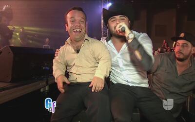 Lupe de Molina fracasó en su intento por entrevistar a Gerardo Ortiz, pe...