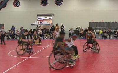 Conozca las actividades deportivas para personas con discapacidad física...