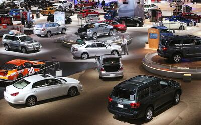 Arranca el Chicago Auto Show 2017 en McCormick Place