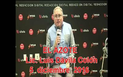 El Azote - 5 de diciembre