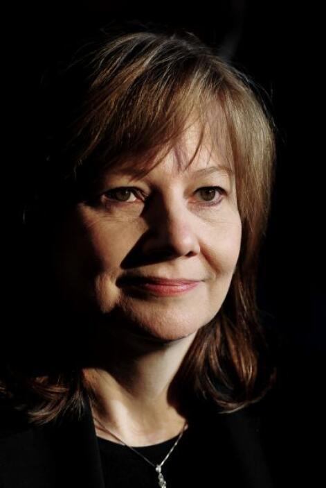 7.- MARY BARRA: Tiene 52 años. Es la CEO de General Motors en Estados Un...