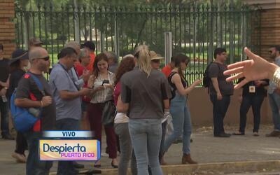 Padres de estudiantes de la UPR hablan sobre los daños que la huelga ha...