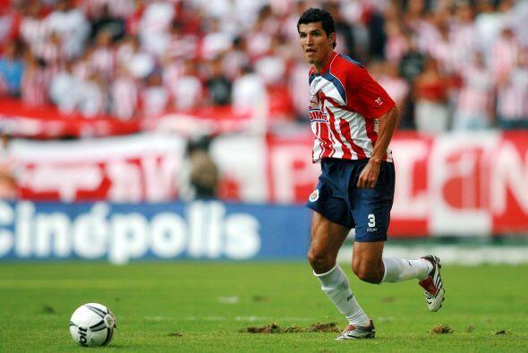 Francisco Rodríguez, el 'Maza' surgió del Guadalajara con...