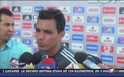 Omar Bravo: 'Seguiré acertando y seguiré fallando, es parte del juego'