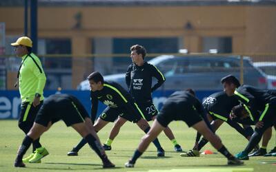 Estos son los 11 del América para enfrentar a Santos por la Copa MX