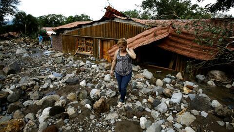 Asciende a nueve el número de víctimas mortales en Costa Rica tras el pa...