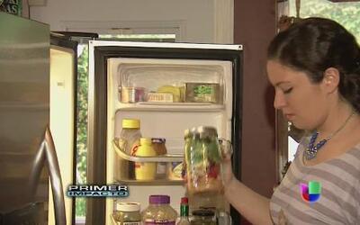 En 'Vida sana con Cecilia' les traemos 'Salad in a Jar' o ensalada en fr...