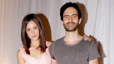 ¿Mala influencia? Camila Sodi y Osvaldo Benavides 'no dejan' a sus hijos...