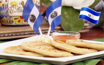 Cocinando por el mundo con el Chef Jesús: Pupusas de El Salvador