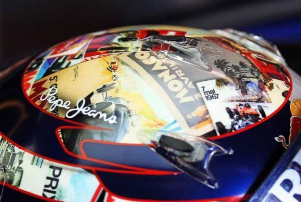 El glamour y los famosos en el Gran Premio de Mónaco se nota incluso en...