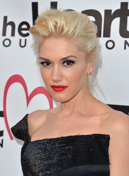 Gwen Stefani es una rubia de corazón que no se deja intimidar por cualqu...